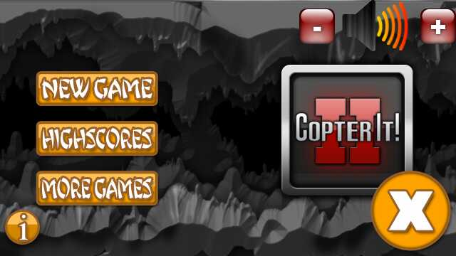 Screenshot, Copter It 2!