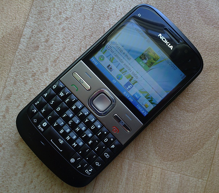 Nokia+E5+Review