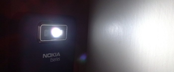 nokia resolution screen e71x