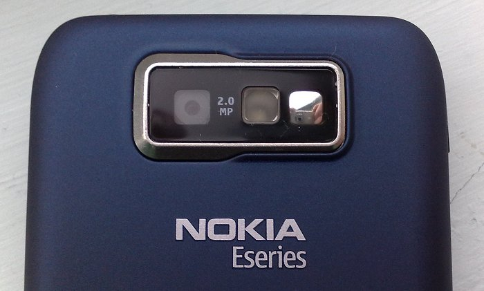 Nokia E63 Review - Part 2: Multimedia, Files on Ovi and Wrap