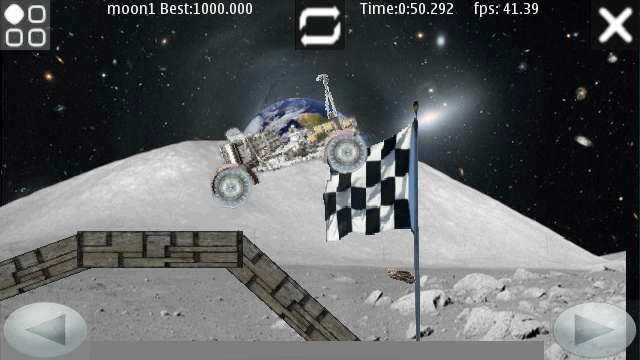 Screenshot, FantasyCar