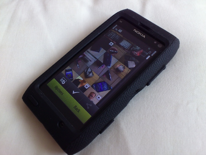 OtterBox Impact for N8