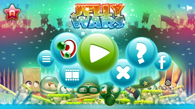 Jelly Wars screenshot