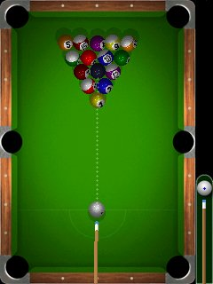 MicroPool screenshot