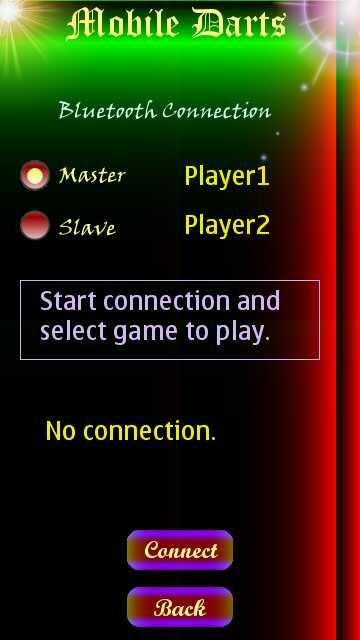 Screenshot, Mobile Darts