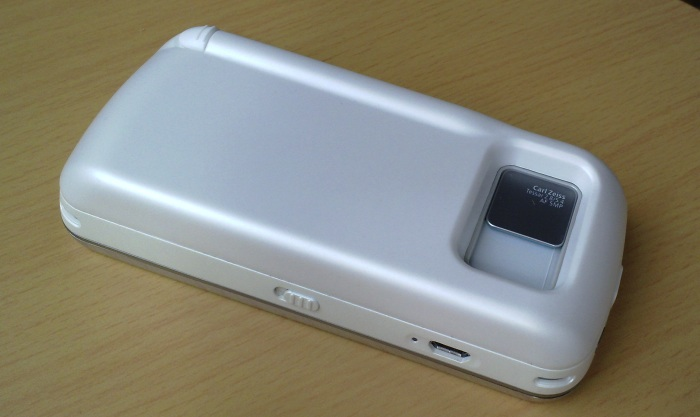 Mugen 3600mAh pack for the Nokia N97
