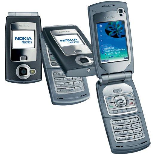 The Nokia N71