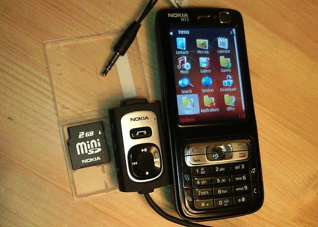 Nokia N73 Music Edition 160€ - ΑΝΑΓΚΗ !!! ΣΧΕΔΟΝ ΟΛΟΚΑΙΝΟΥΡΙΟ..5 ΜΕΡΕΣ ΧΡΗΣΙΜΟΠΟΙΗΜΕΝΟ ΜΟΝΟ!