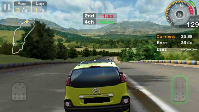GT Racing on the N8