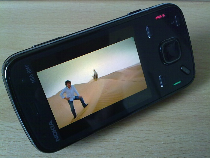 N86 video player