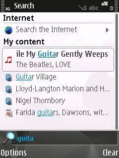 Search utility