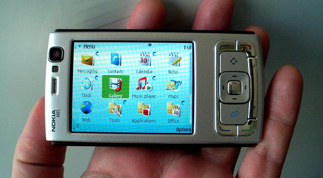 The - About All Conclusion Symbian Nokia Review N95