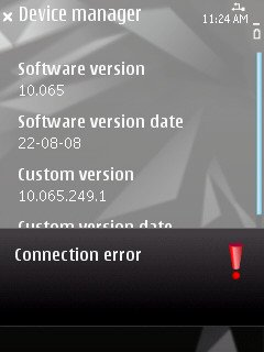 Screenshot, N96 review part 2