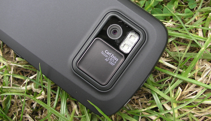 Retail Nokia N97 - camera