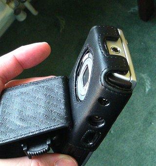 belt clip noreve
