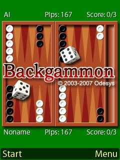 FreeFlight and Odesys Backgammon - Java and proud of it