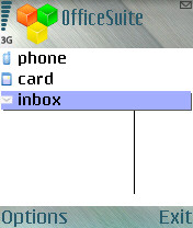 OfficeSuite screenshot