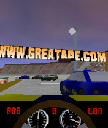 Oval Racer screenshot
