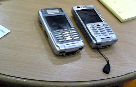 P910i and P990