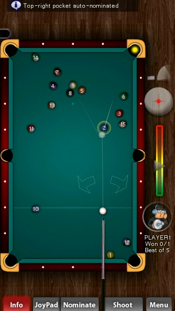 Pool Rebel Review All About Symbian
