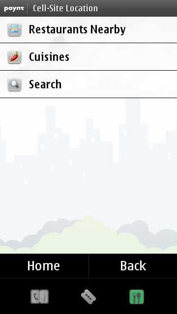 Screenshot, Poynt