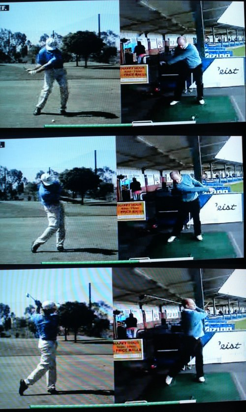 Swing analysis