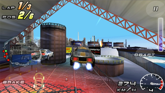 Raging Thunder 2 screenshot