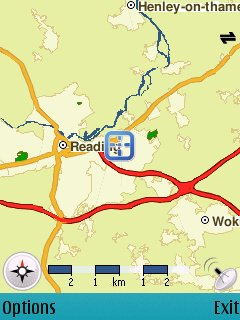 N95 in Action Reading Map