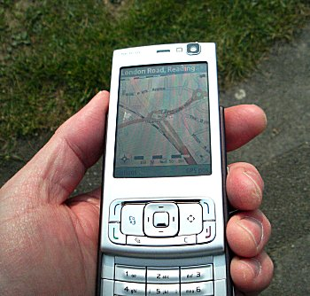 Nokia N95 - part 1, The Navigator (Smart2go) review - All About Symbian