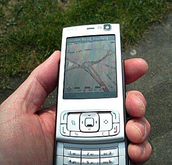N95 in situ