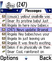 Message View
