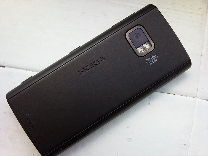 Getting started with the Nokia X6